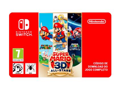super mario 3d all stars start select