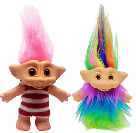 troll dolls gnomos anos 90 amazon es lucky