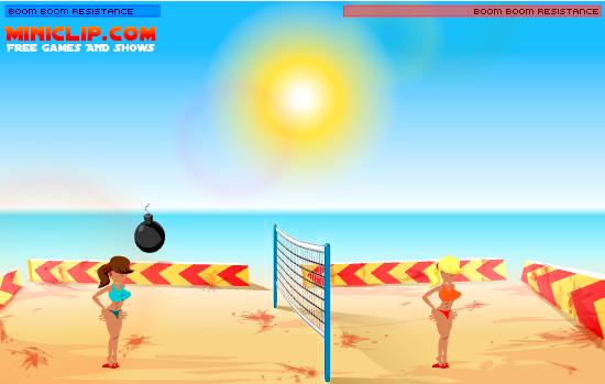 jogo flash volleyball miniclip codigo cheatcode boom boom password level 5