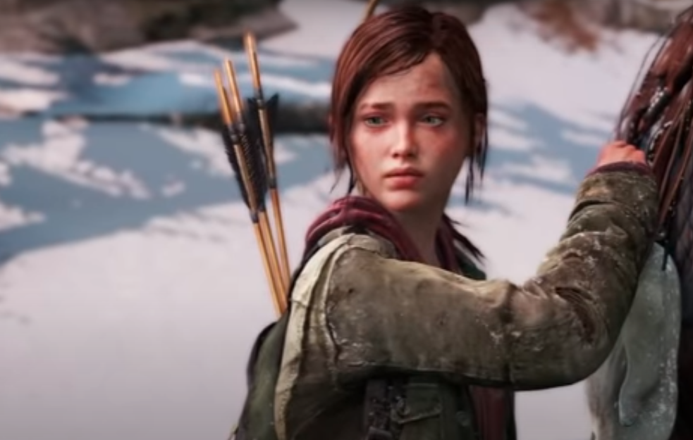 Elena em Last of Us ps3 © Sony / Naughty Dog personagens femininas jogos