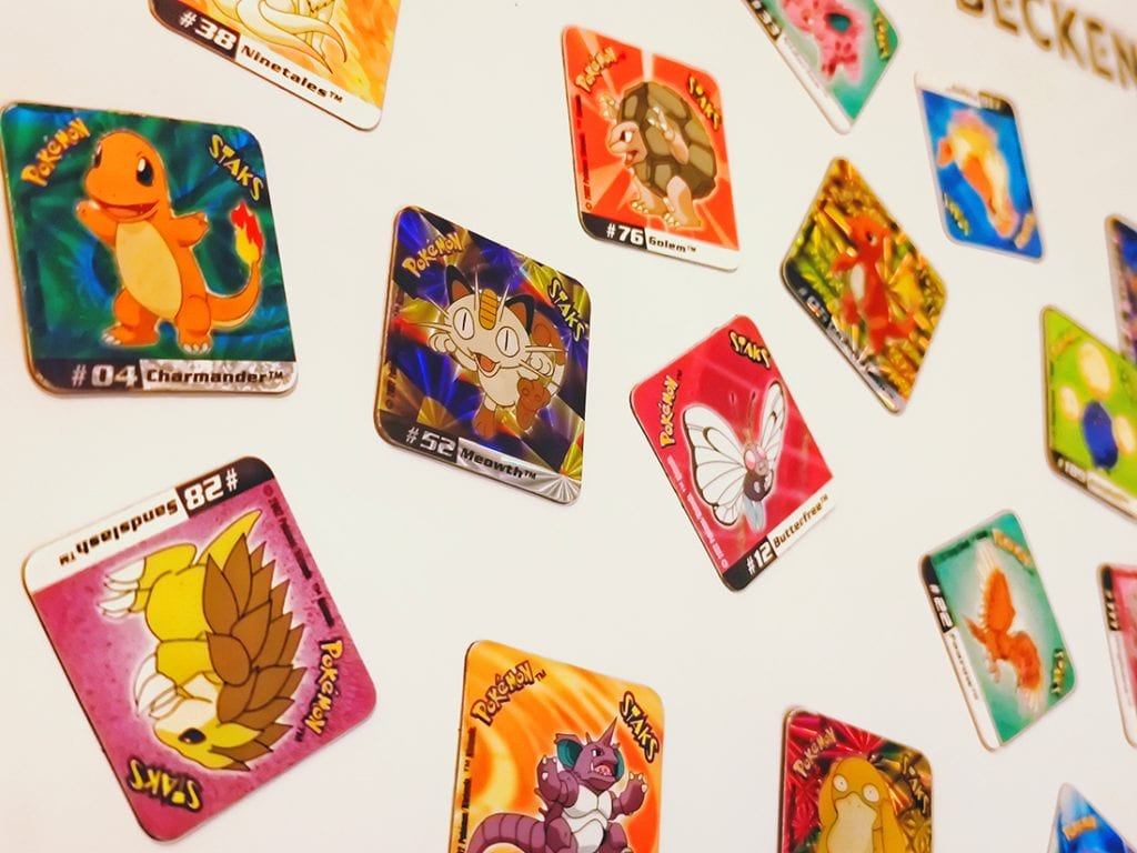 pokemon staks johto league champions panini fridge magnets imanes