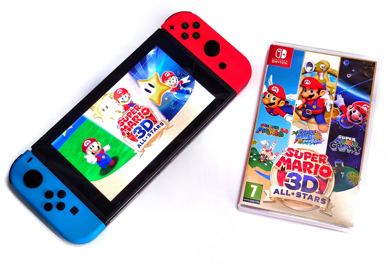 Super Mario All Stars 3D nintendo switch