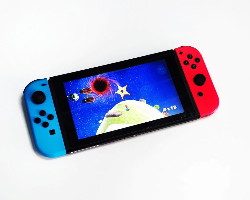 Super Mario Galaxy na Switch super mario all stars 3d