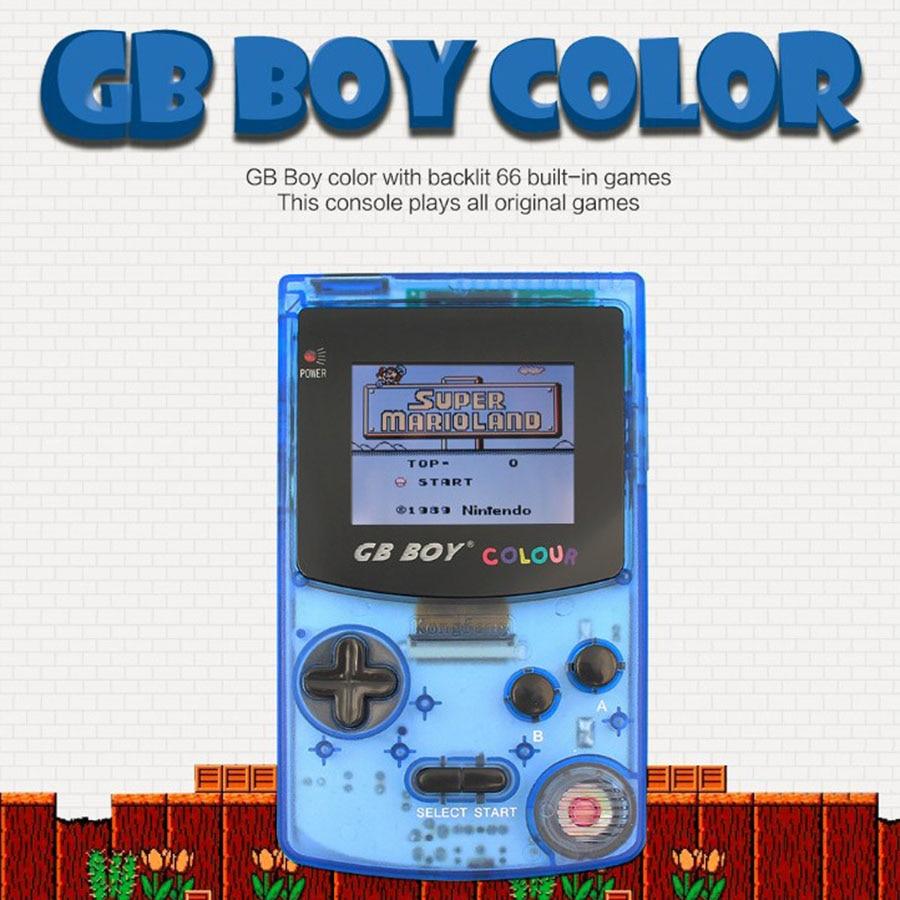 Consola Emuladora 66 jogos originais Game Boy