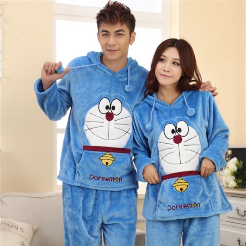 Pijama Doraemon Unisexo