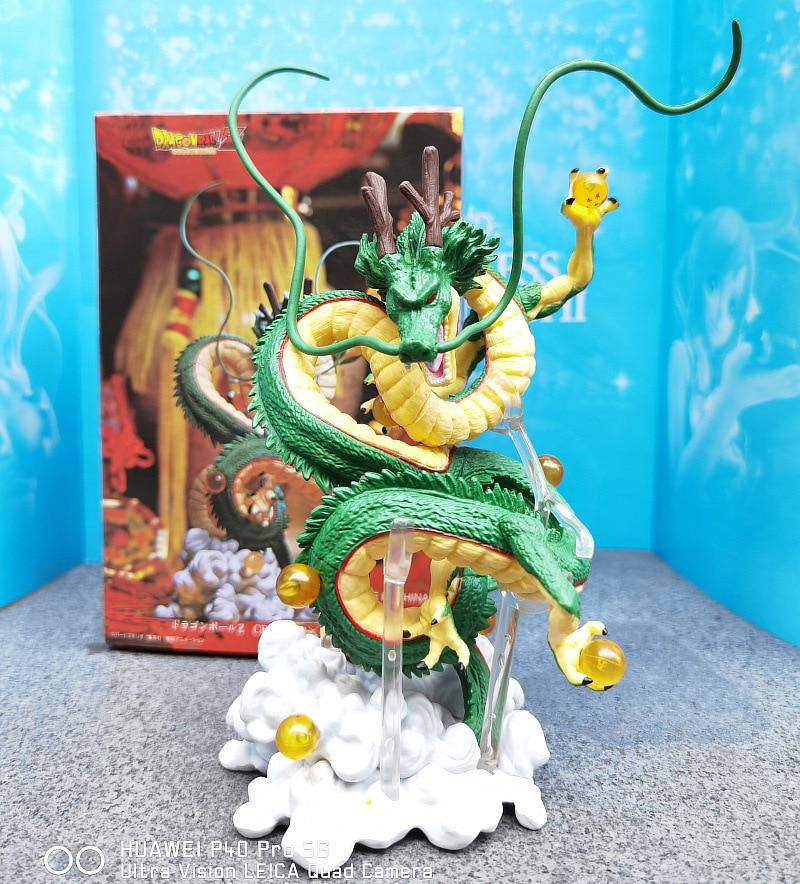 Figura Dragonball Dragão 15cm