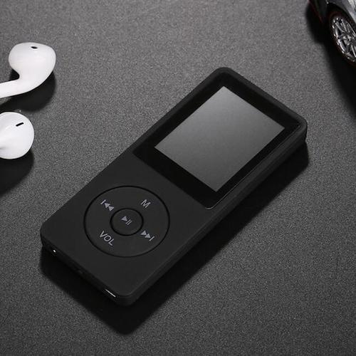 Leitor MP3/MP4 8GB com Cartão SD Mangrove