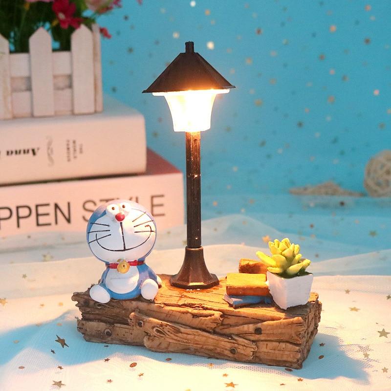 Candeeiro de Mesa Doraemon