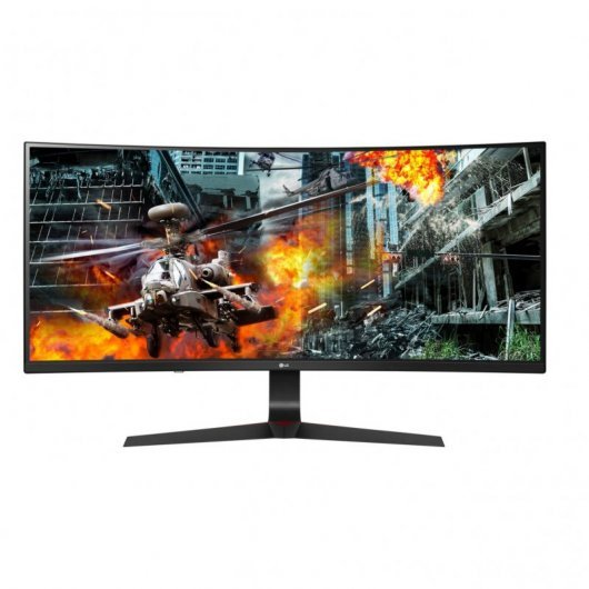 "Monitor LG 34GN73A-B 34"" LED IPS WFHD 144Hz G-Sync"