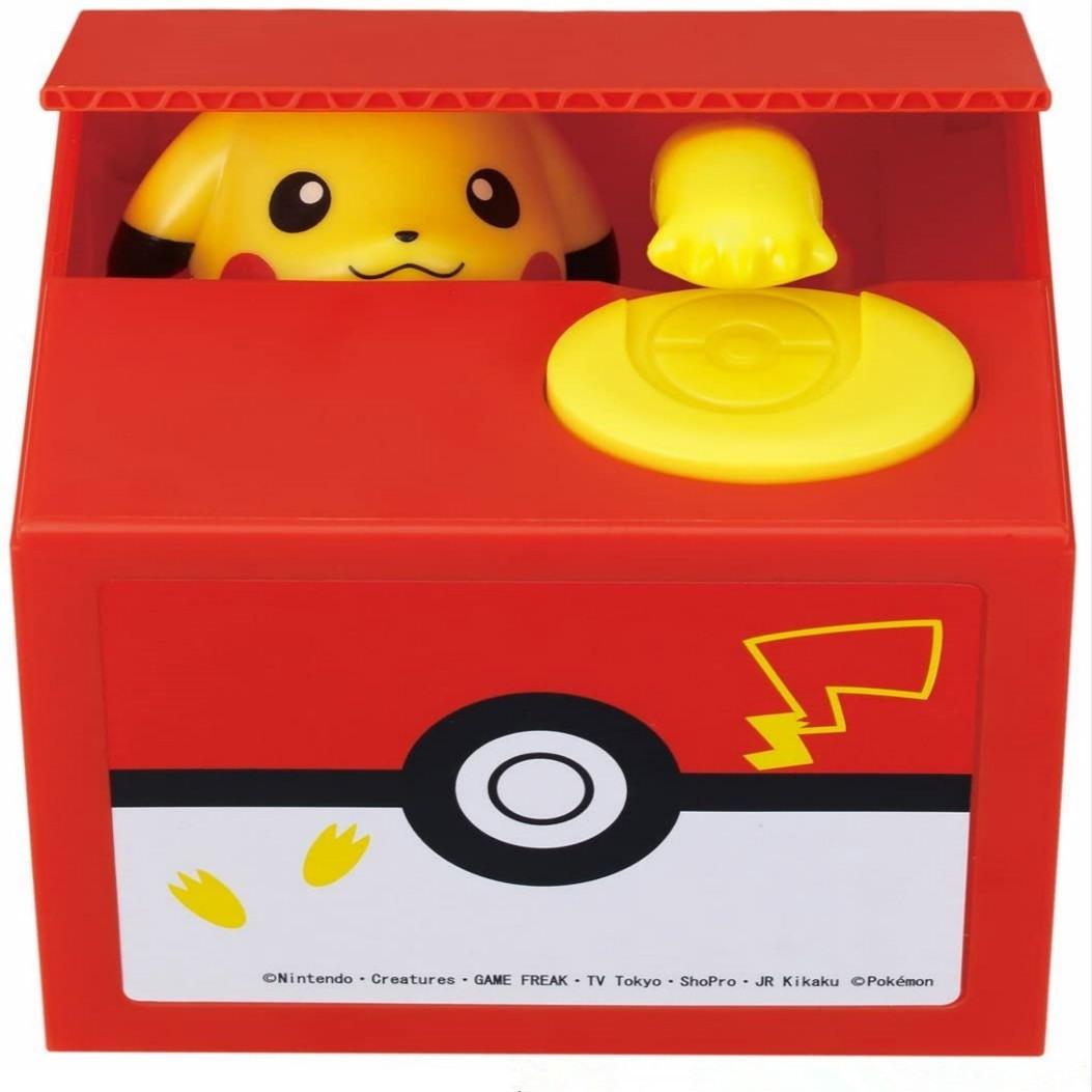 Mealheiro Pikachu Ladrão