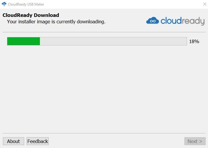Instalar Chrome OS PC CloudReady Neverware