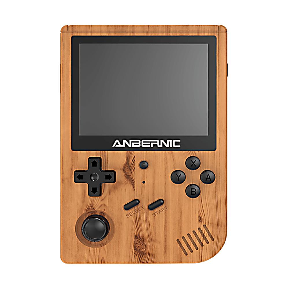 Anbernic RG351V 80GB +7000 jogos para PSP PS1 NDS N64 Megadrive e muitos outros