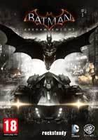 Código Batman: Arkham Knight PC