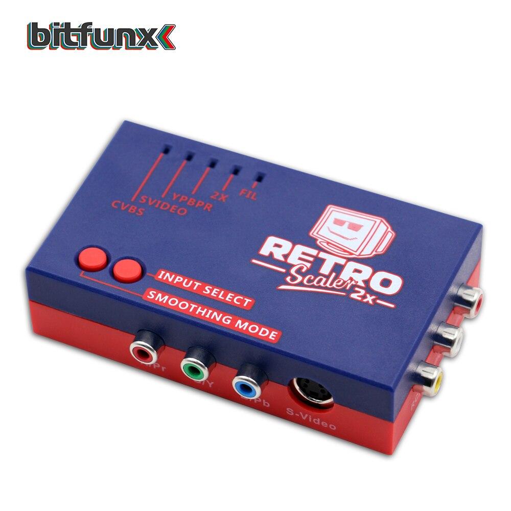 Retroscaler2X Conversor Jogos AV para HDMI