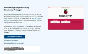 instalar raspberry pi