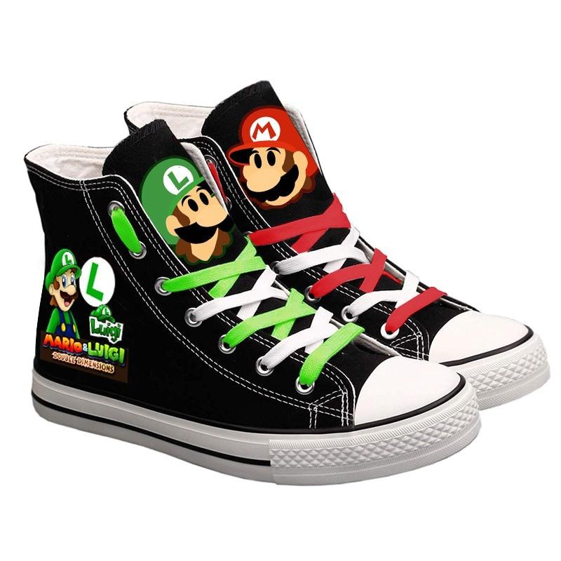 Ténis Super Mario All Stars