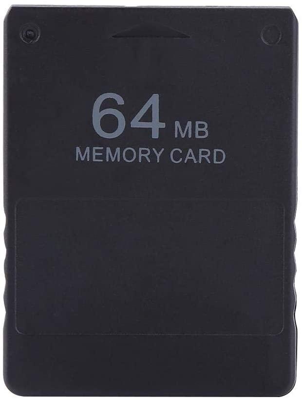 Cartão de Memória PS2 64MB