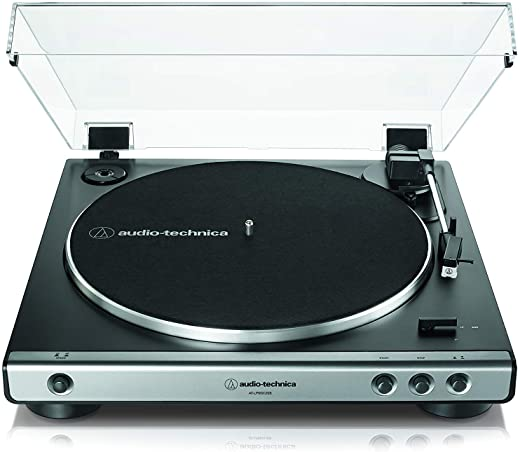 Gira Discos Audio-Technica AT-LP60XUSB