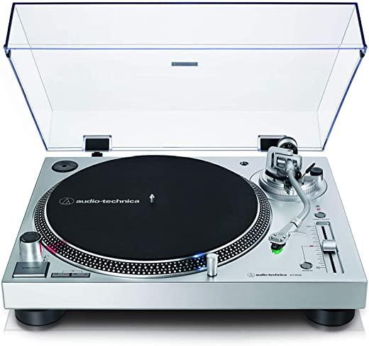 Gira-Discos Audio-Technica AT-LP120X