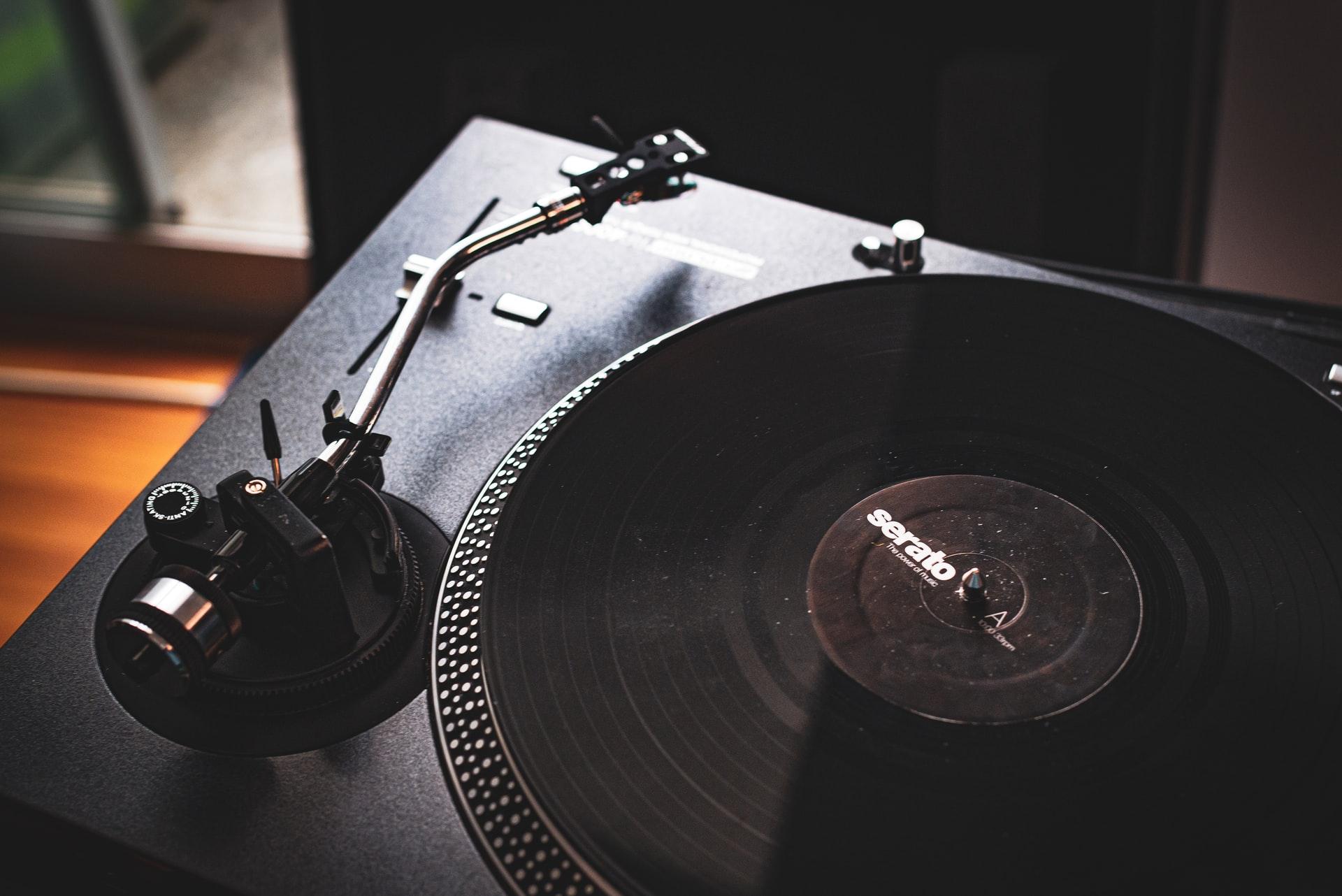 gira discos vintage vinil vinyl